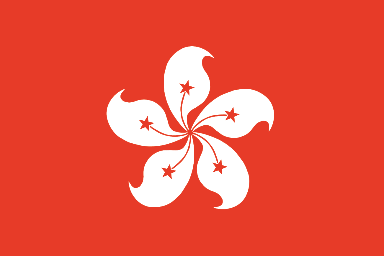 Hong Kong SAR flag